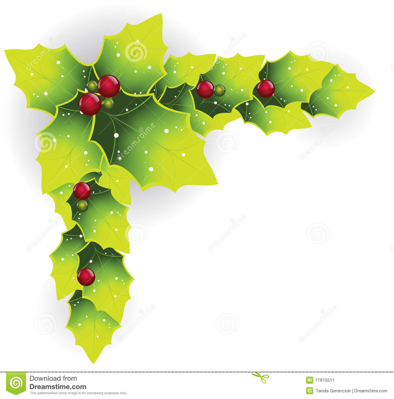 Christmas decoration vector holliday decorations for Decoration image