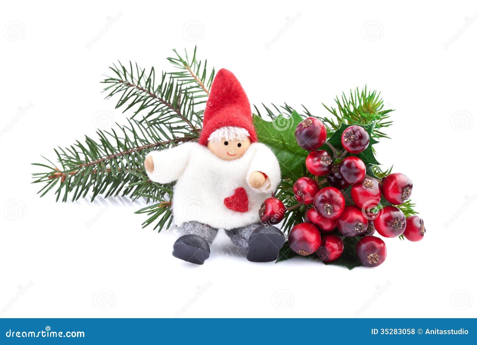 #B01B2F Christmas Decoration On White Royalty Free Stock Photos  6411 décoration noel fabriquer cm1 1300x957 px @ aertt.com