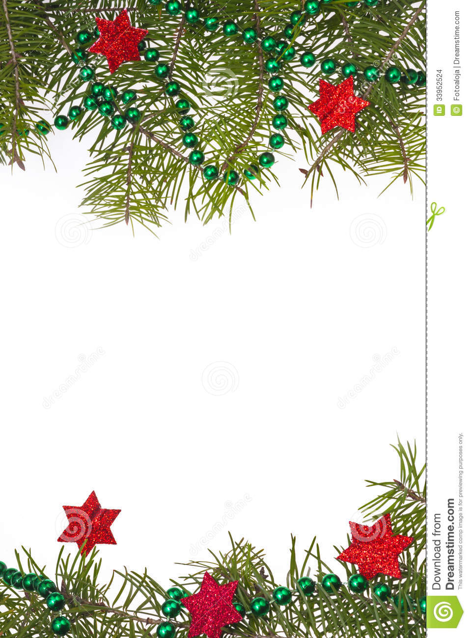Christmas decorations background star stars green spruce for Background decoration images