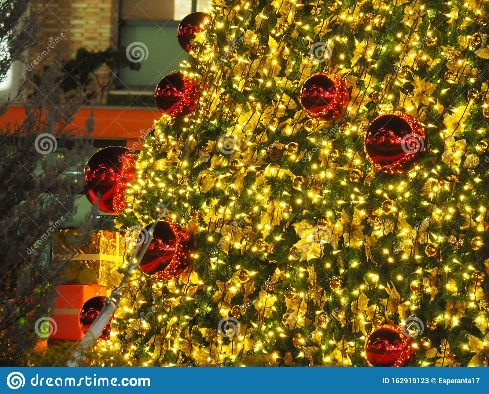 Christmas Decorations Stock Image Image Of Decorations 162919123