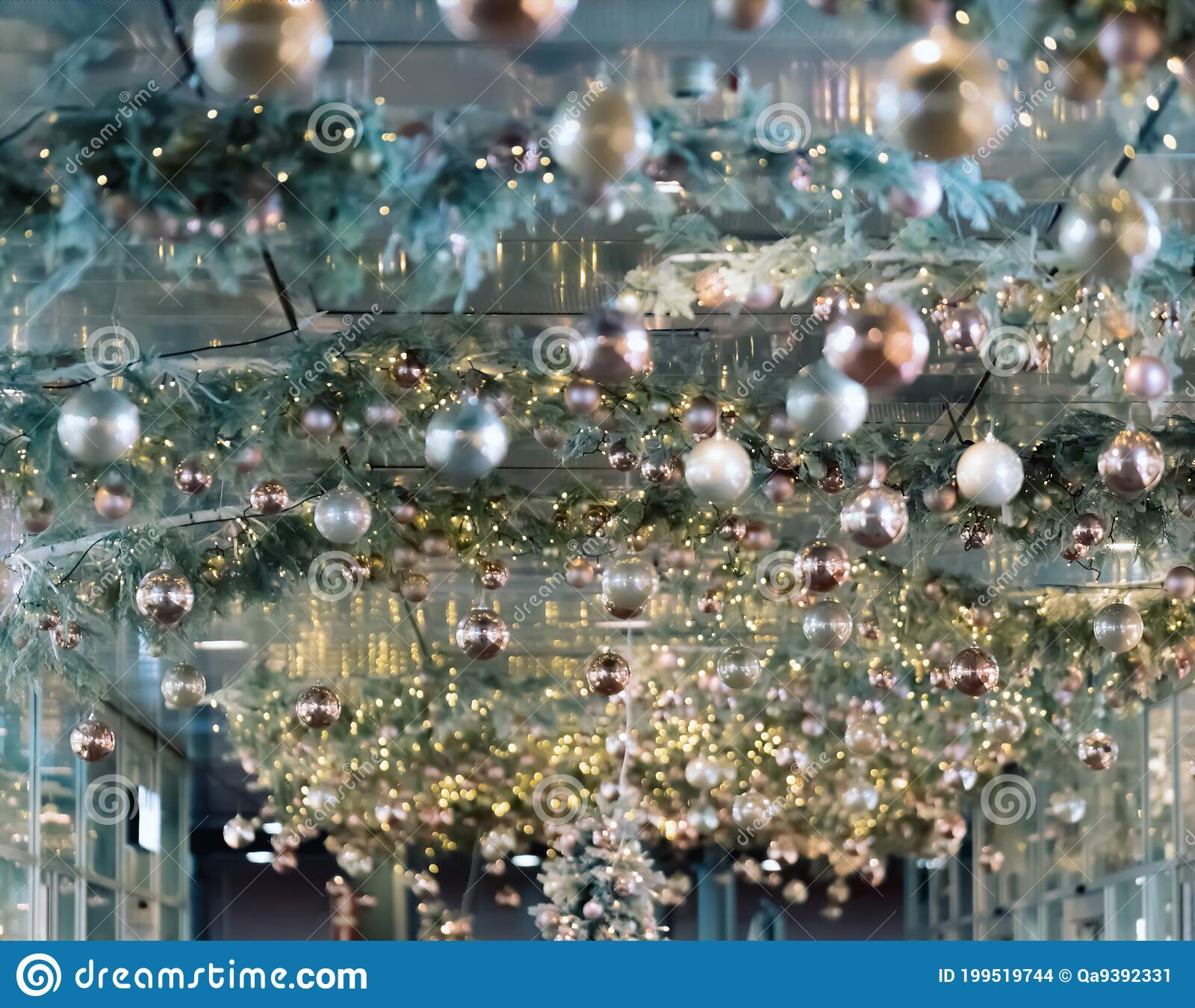 627 Christmas Decorations Ceiling Photos Free Royalty Free Stock Photos From Dreamstime