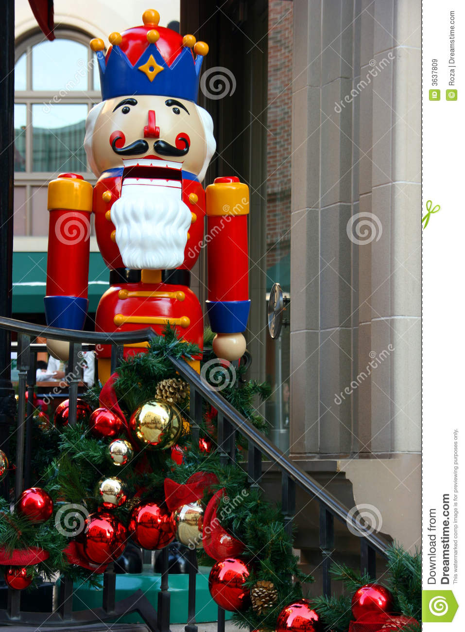 christmas decorations and nutcracker - Nutcracker Christmas Decorations