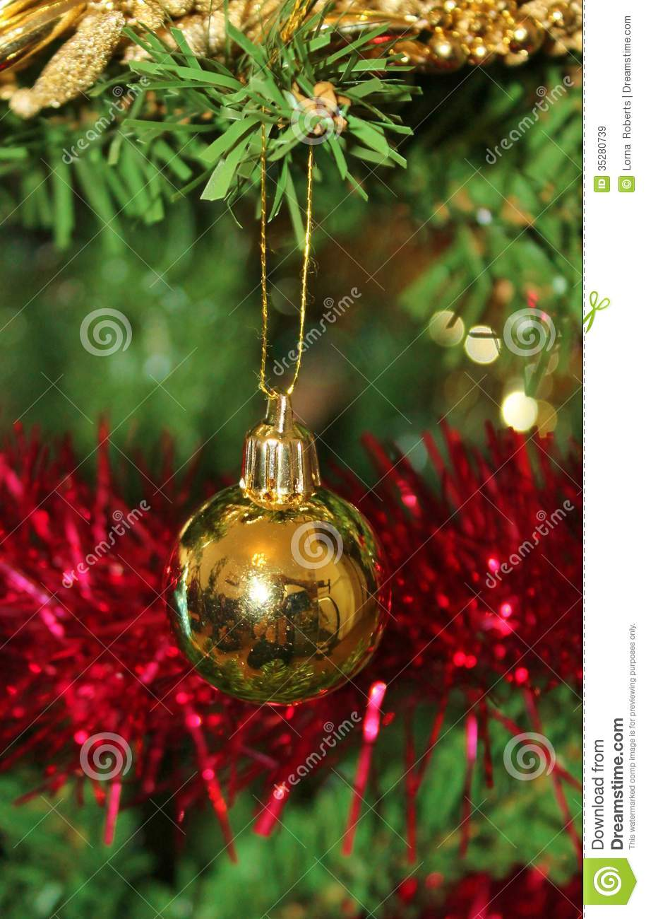 Red Glitter Christmas Tree Decorations : Christmas decorations for tree in gold glitter and red