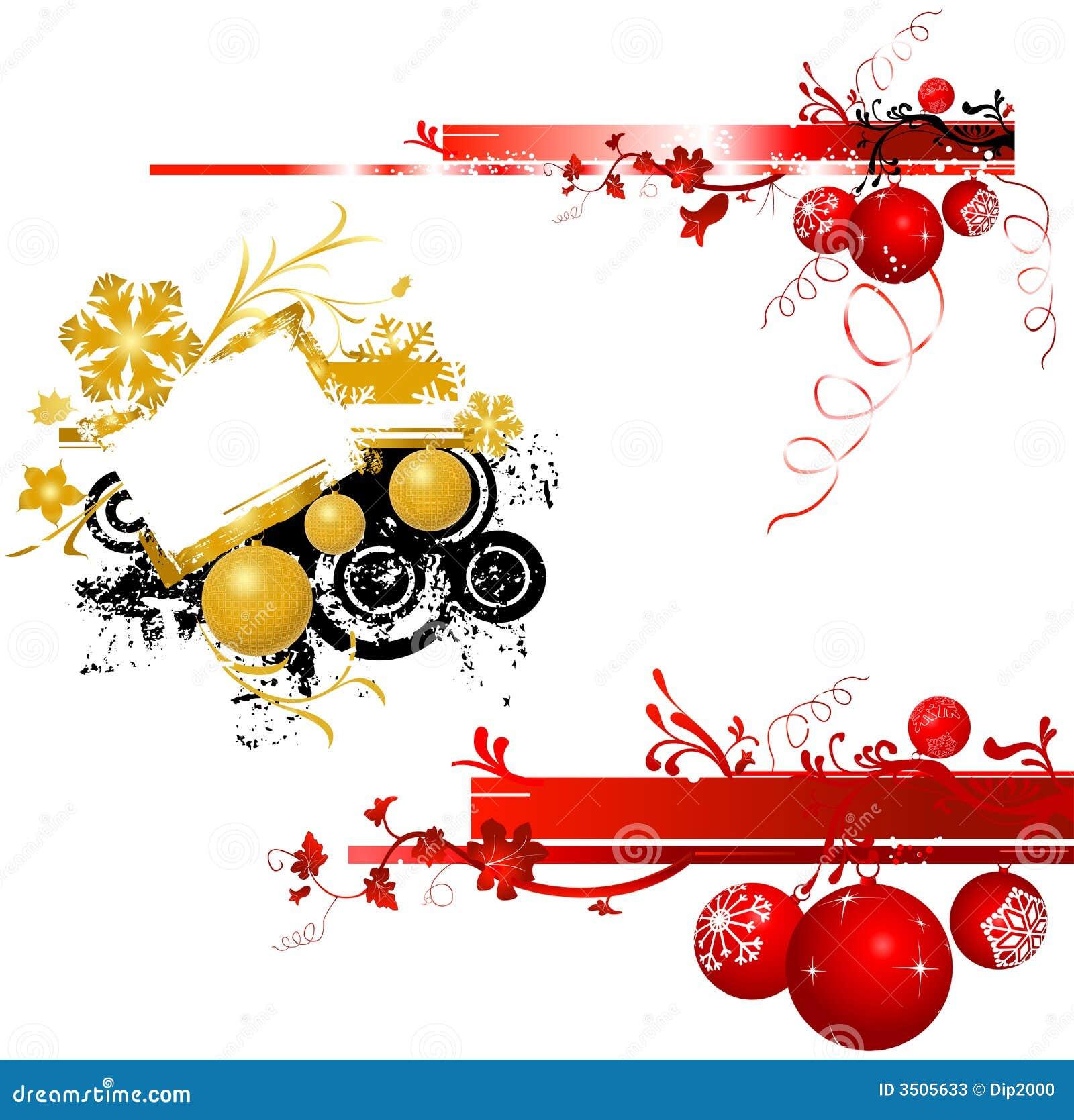 christmas design stock photos - image: 3505633