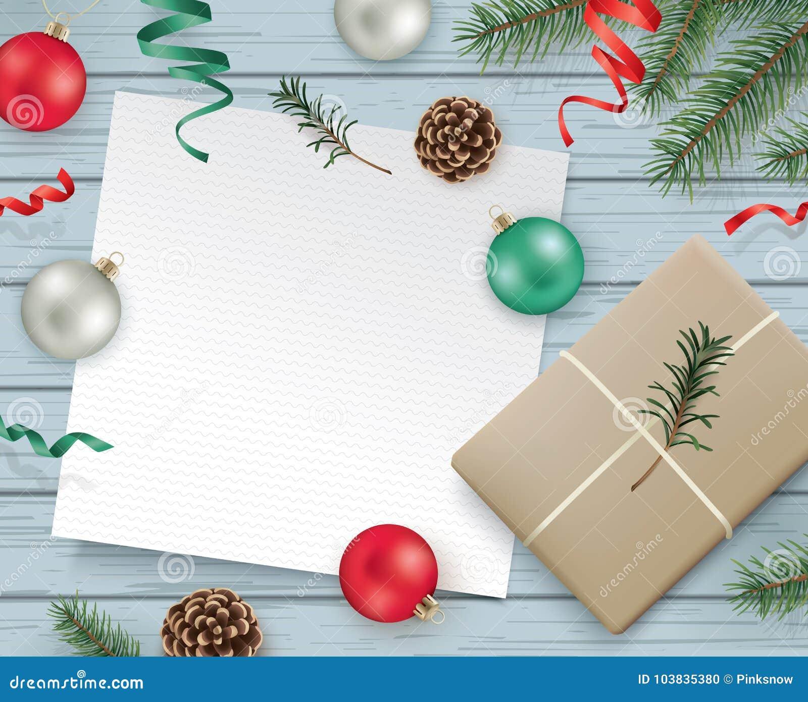 Christmas Design Template Stock Vector Illustration Of Flat 103835380