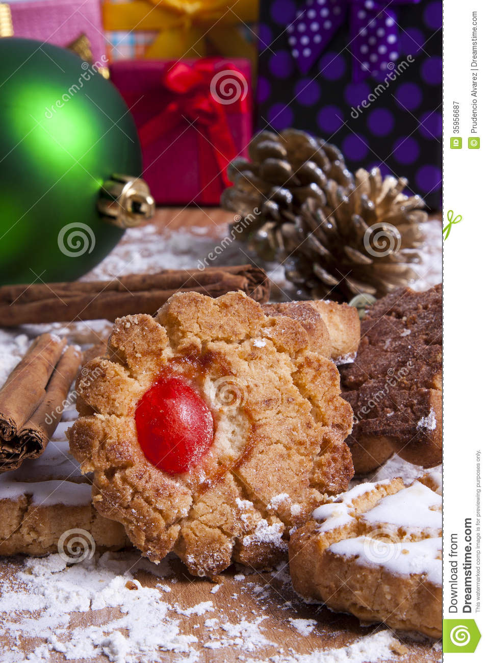 Christmas dessert royalty free stock photography image for List of traditional christmas desserts