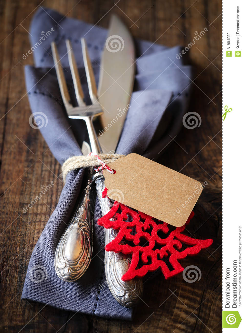 Christmas Dinner Cooking Concept Stock Photo Image 61804080