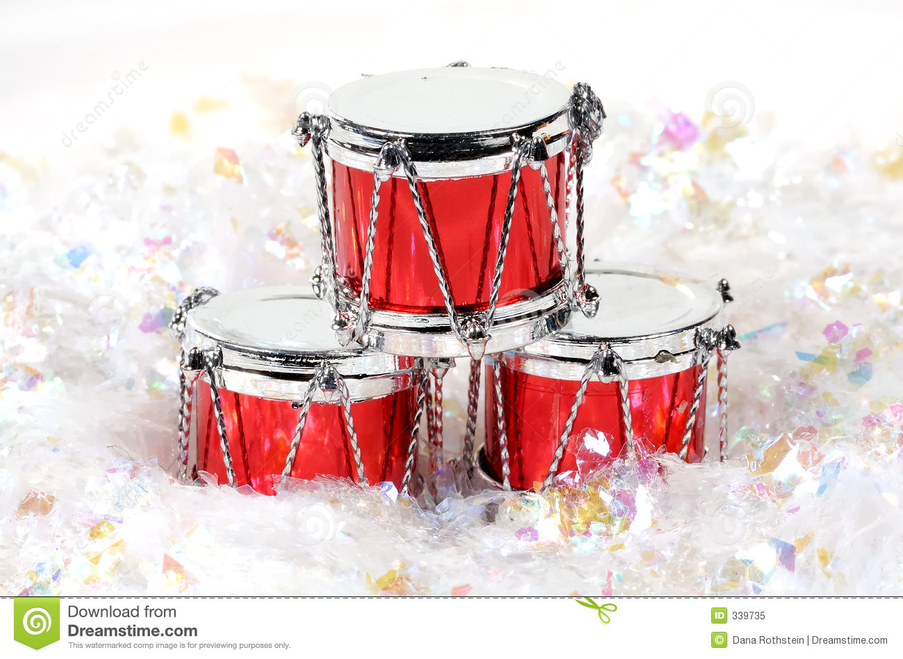Christmas Drum.Christmas Drums Stock Image Image Of Event Music Culture