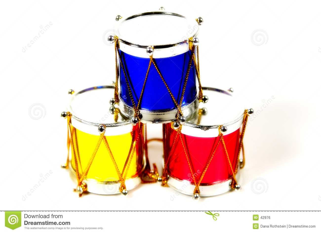 Christmas Drummer.Christmas Drums Stock Photo Image Of Celebrate Music Tree