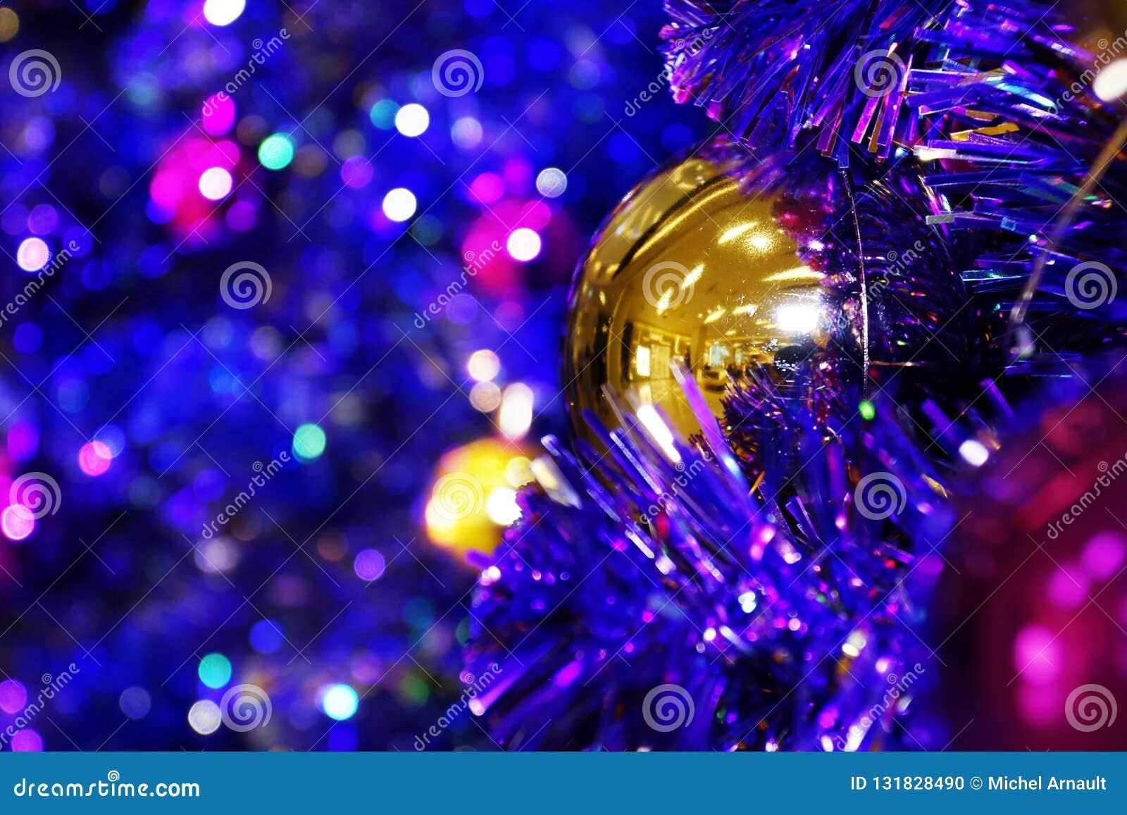 Christmas drzewodekoracja, nowego roku świętowanie