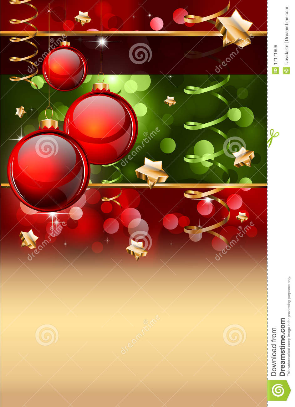 christmas elegant background for flyers or posters royalty