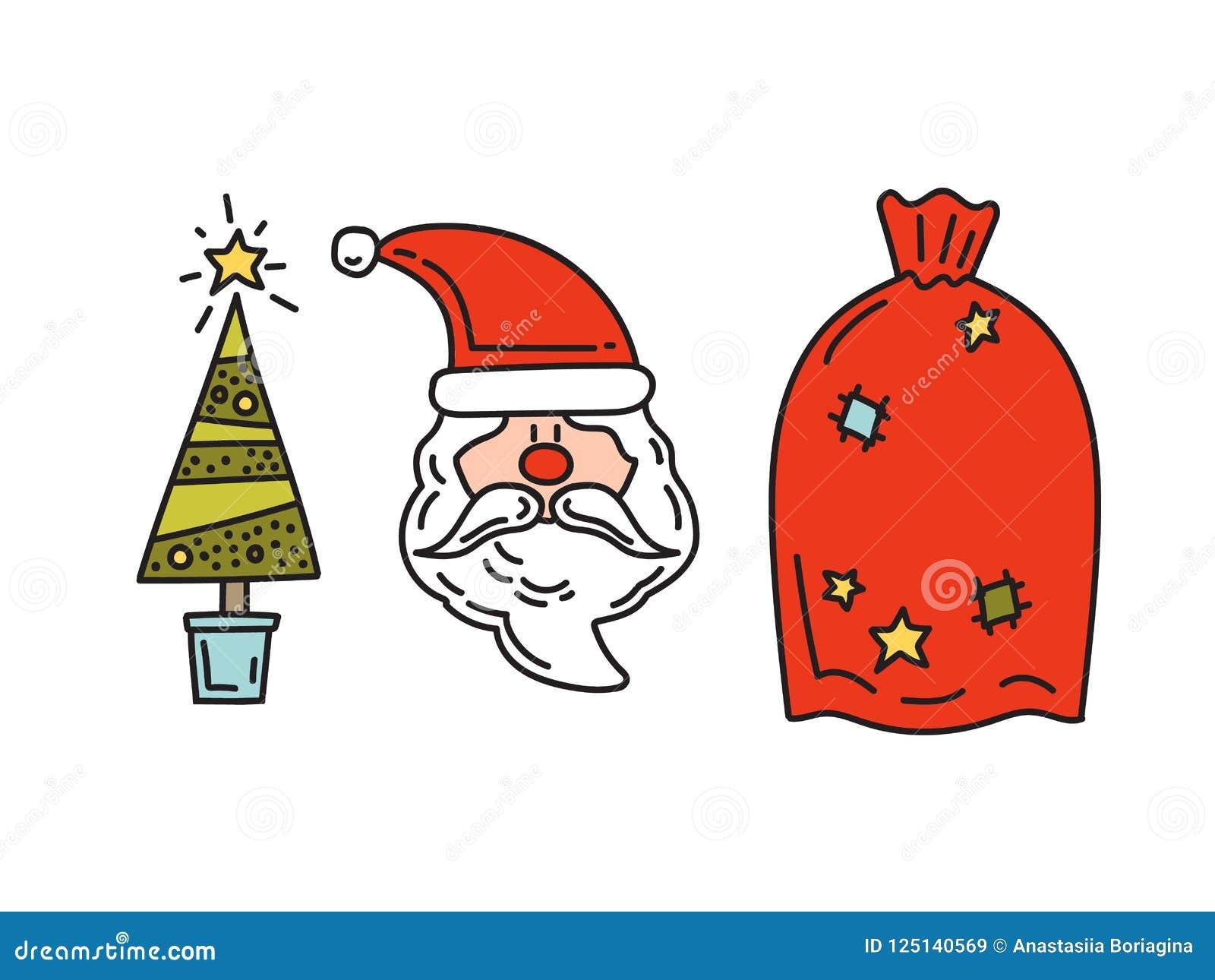 Unique Clip Art Christmas Tree Images
