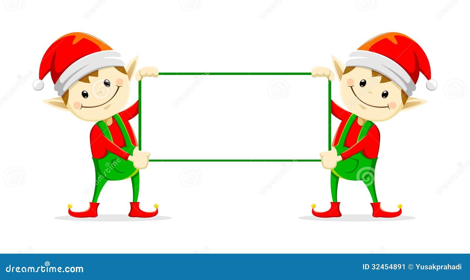 Christmas Elfs Stock Image - Image: 32454891