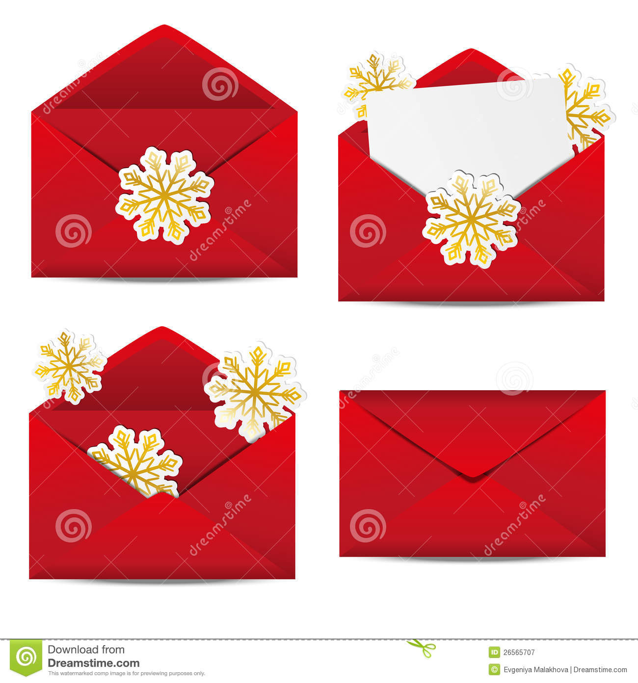 thumb cut envelopes 4.25 x 6