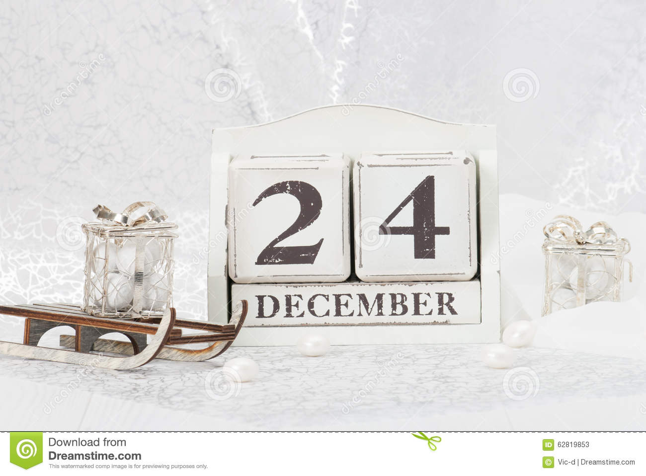 christmas eve date on calendar december 24