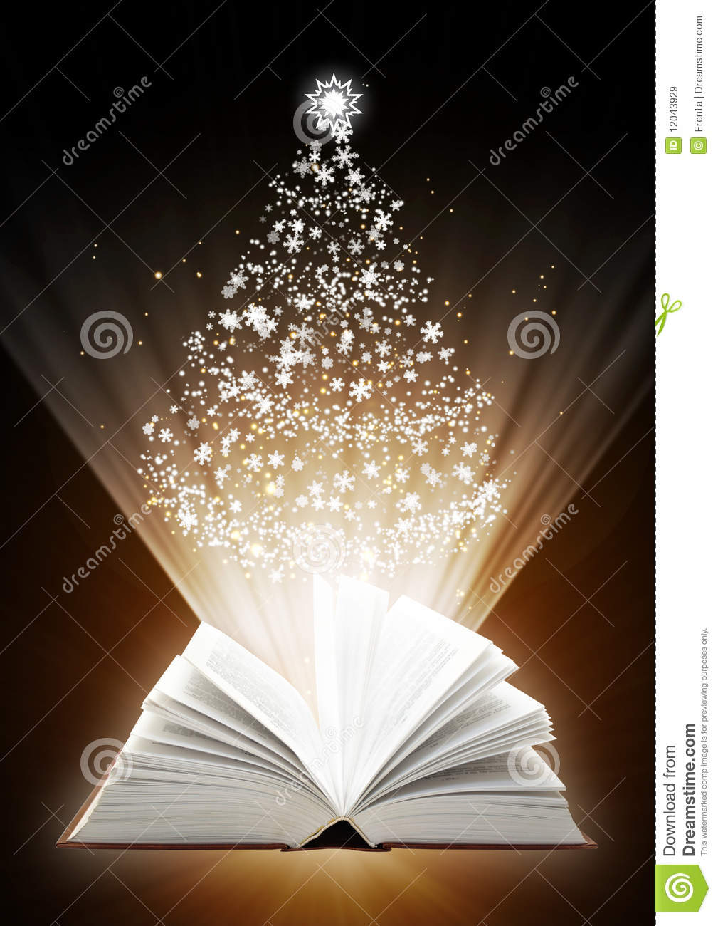 Christmas Fairy Tale Royalty Free Stock Images Image