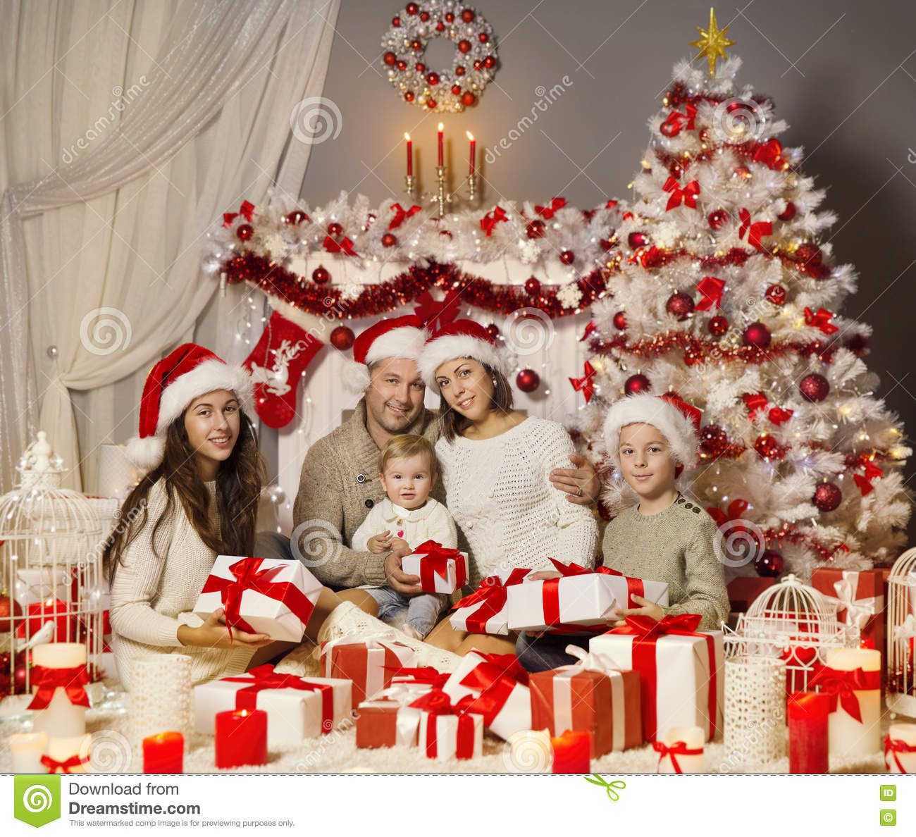 Family tree gifts for christmas