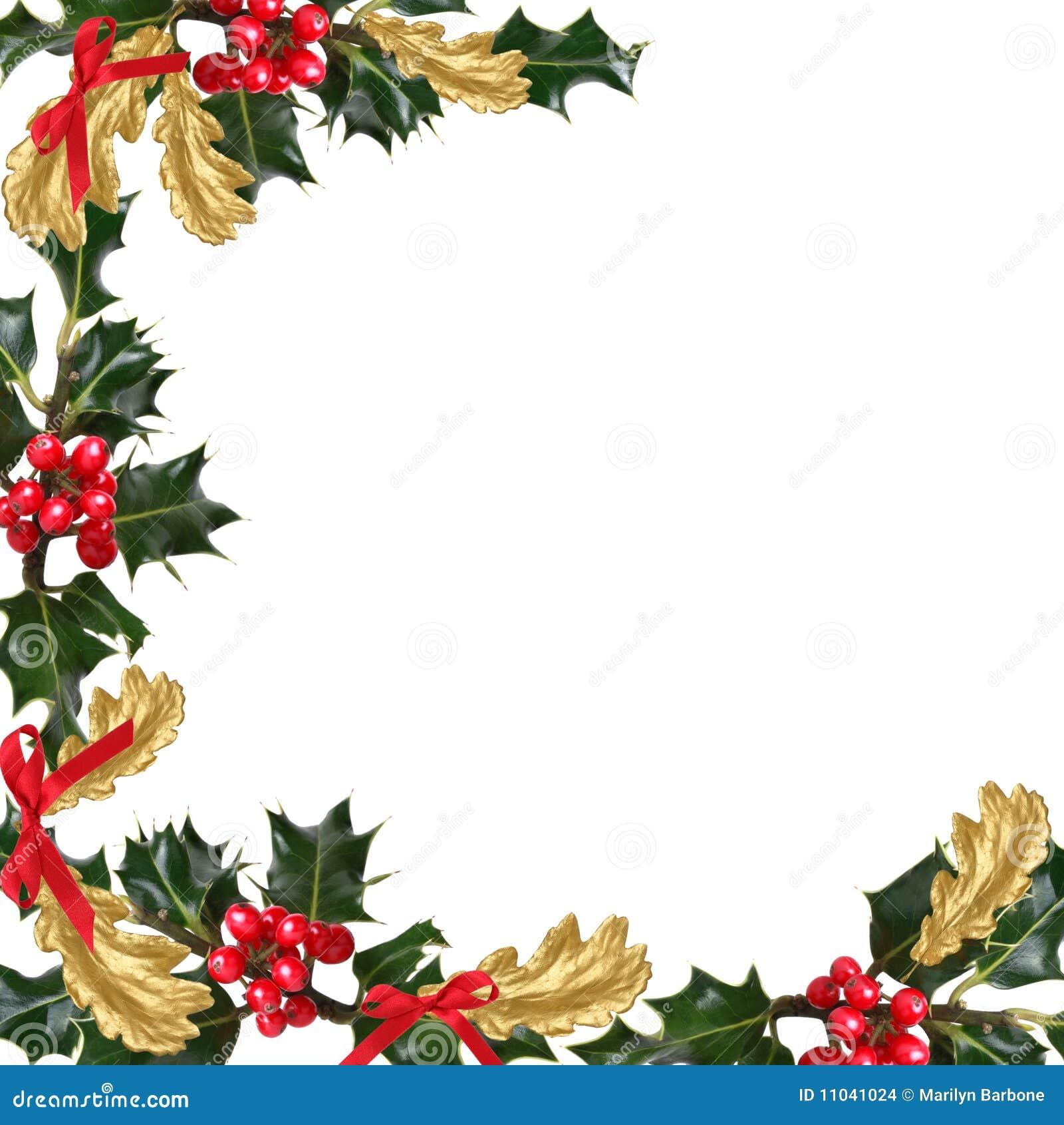 Christmas Festive Border Stock Images Image 11041024