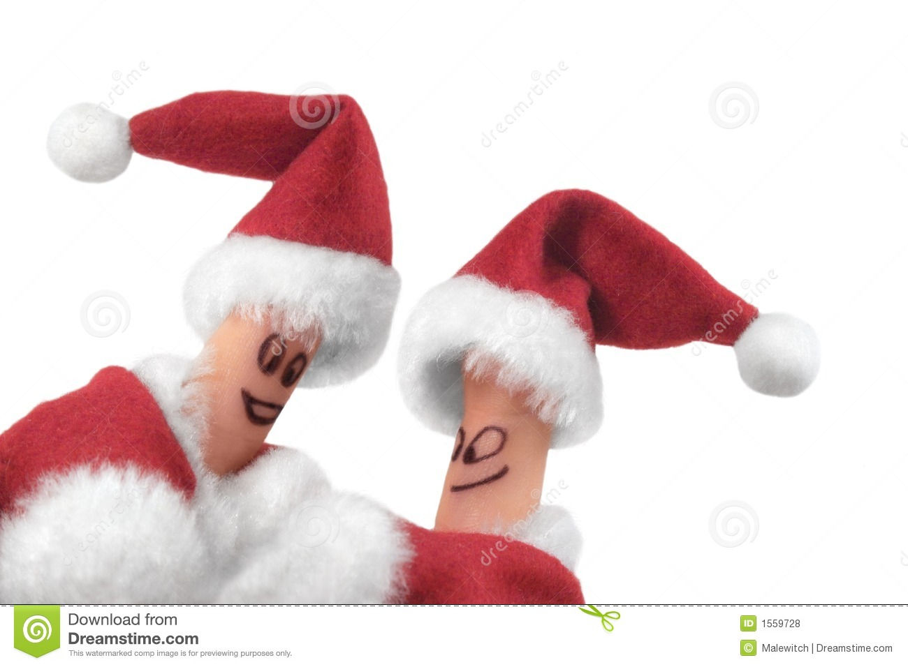 Christmas fingers show-3 stock photo. Image of greetings - 1559728