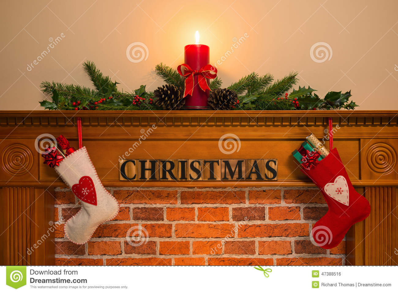 christmas fireplace stockings photo 27 inspiring christmas