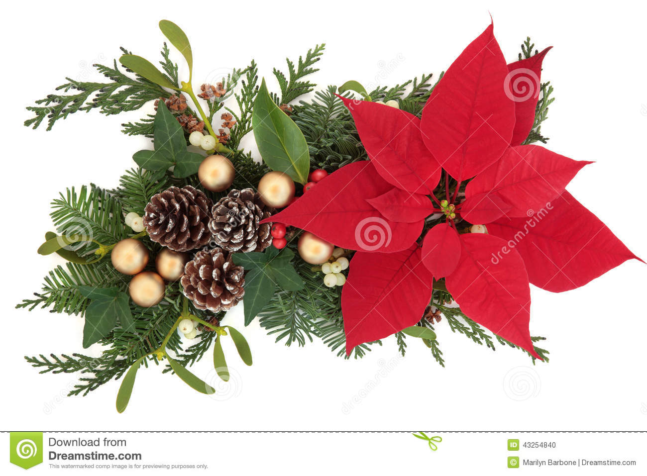 christmas floral display - White Christmas Flower Decorations