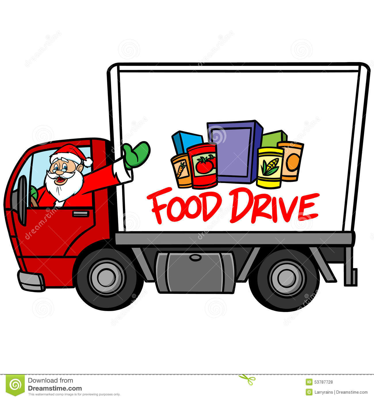 christmas food drive - photo #48