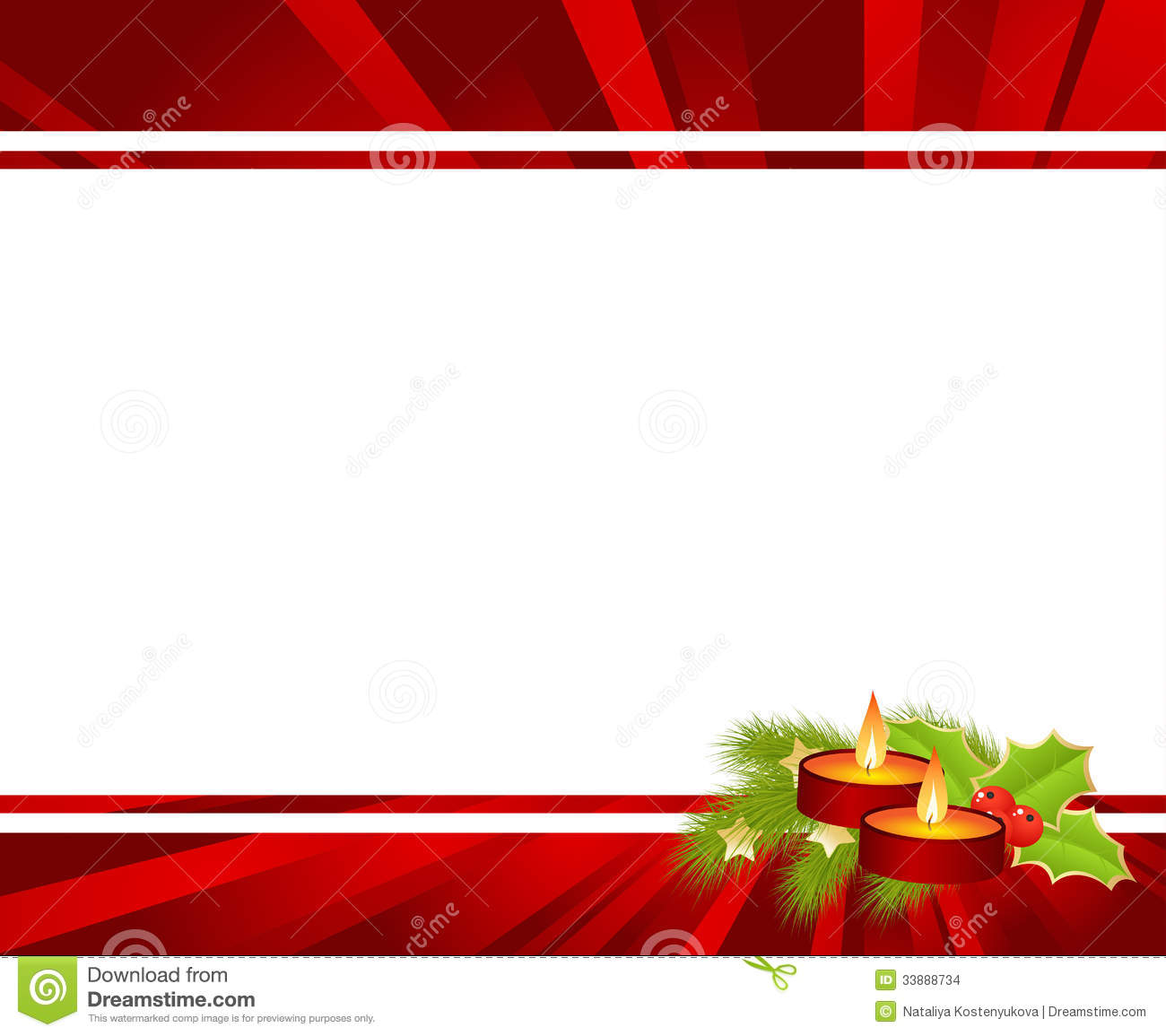 christmas frame stock images image 33888734
