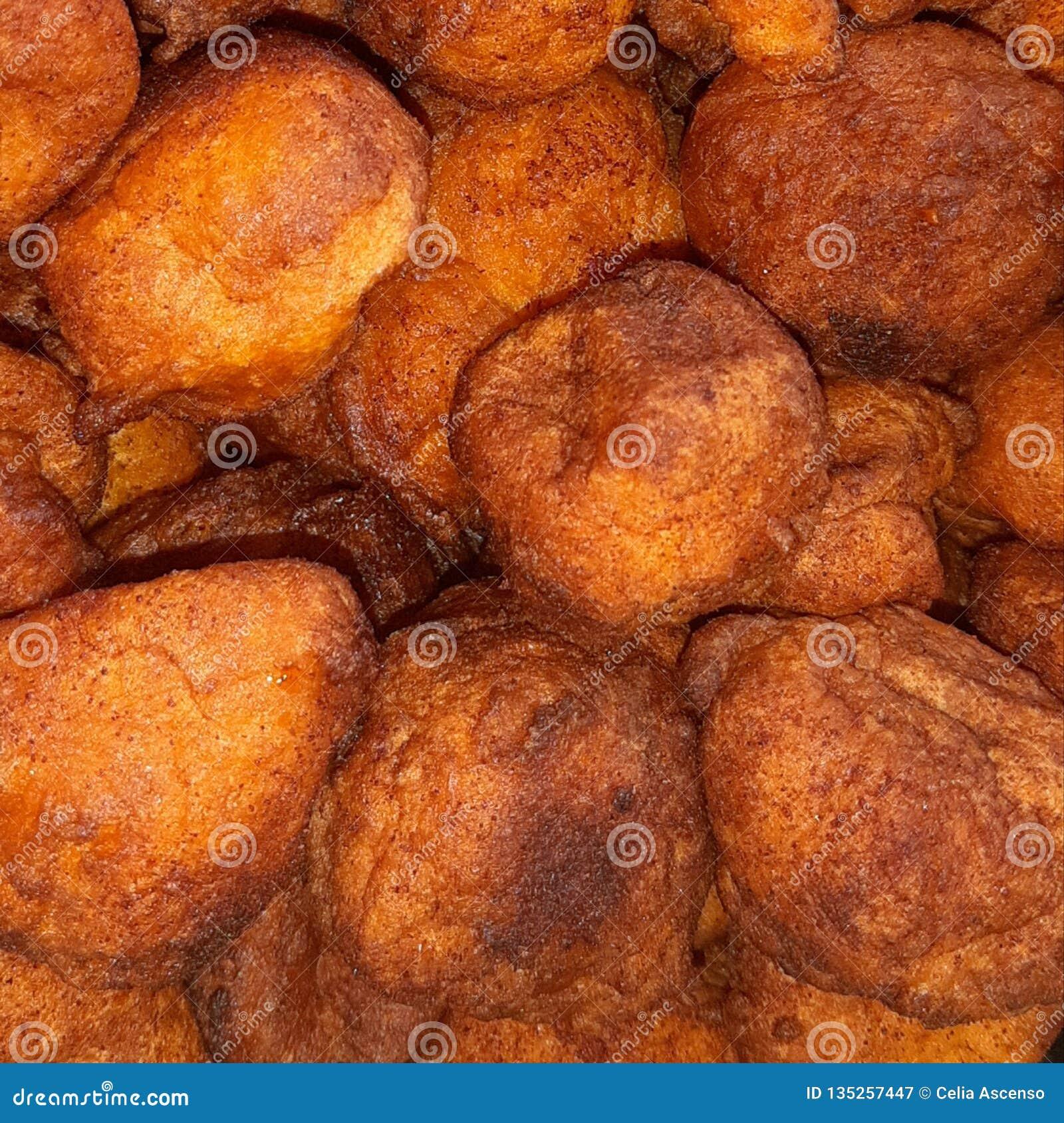 Christmas Fried Cookies Stock Image Image Of Christmas 135257447