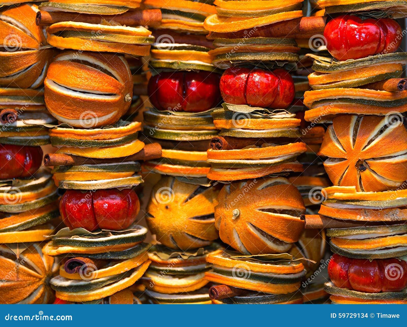 Christmas Fruit Decorations Part - 25: Christmas Decorations Fruit ...