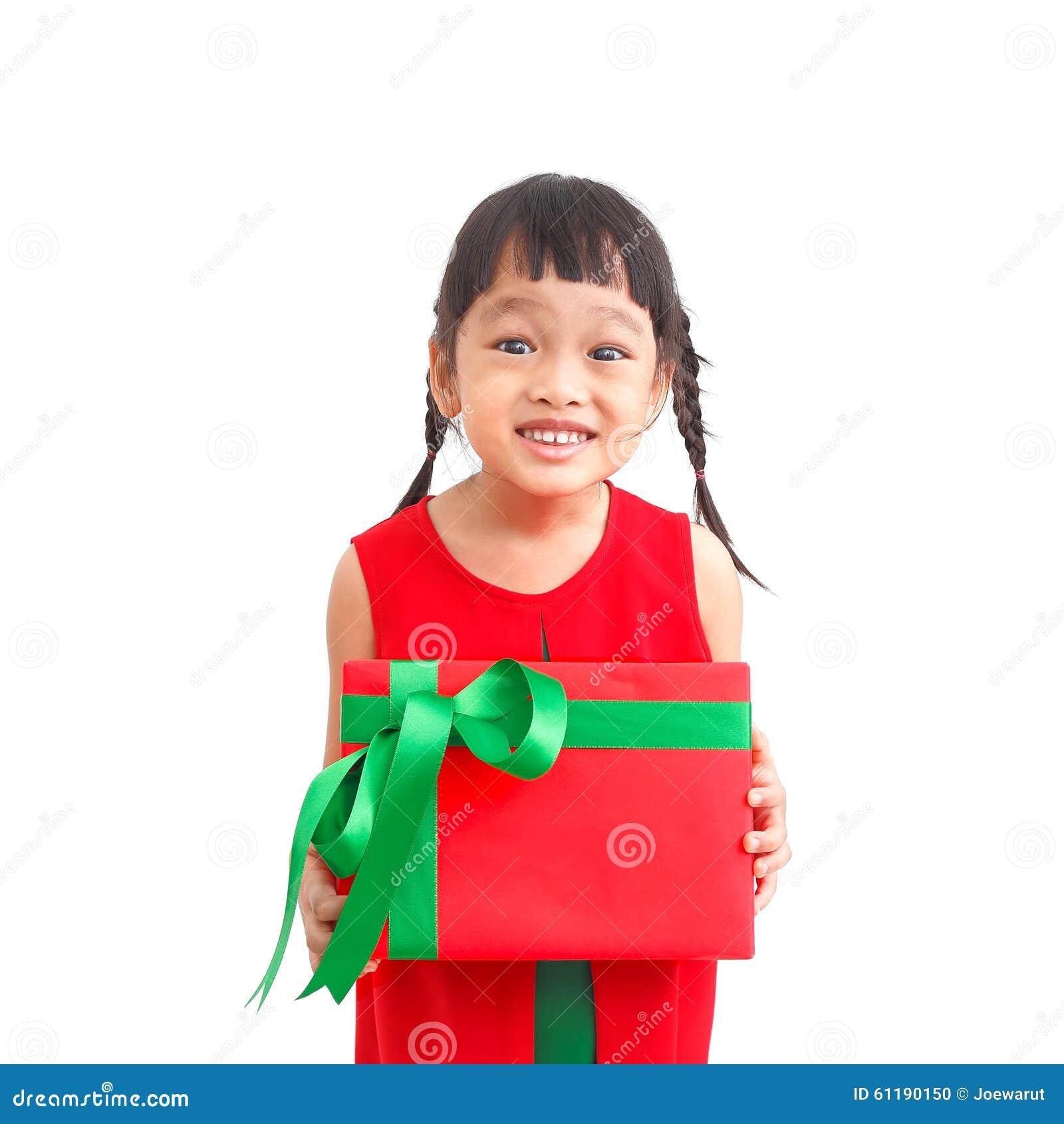 Christmas Gift Stock Photo Image 61190150