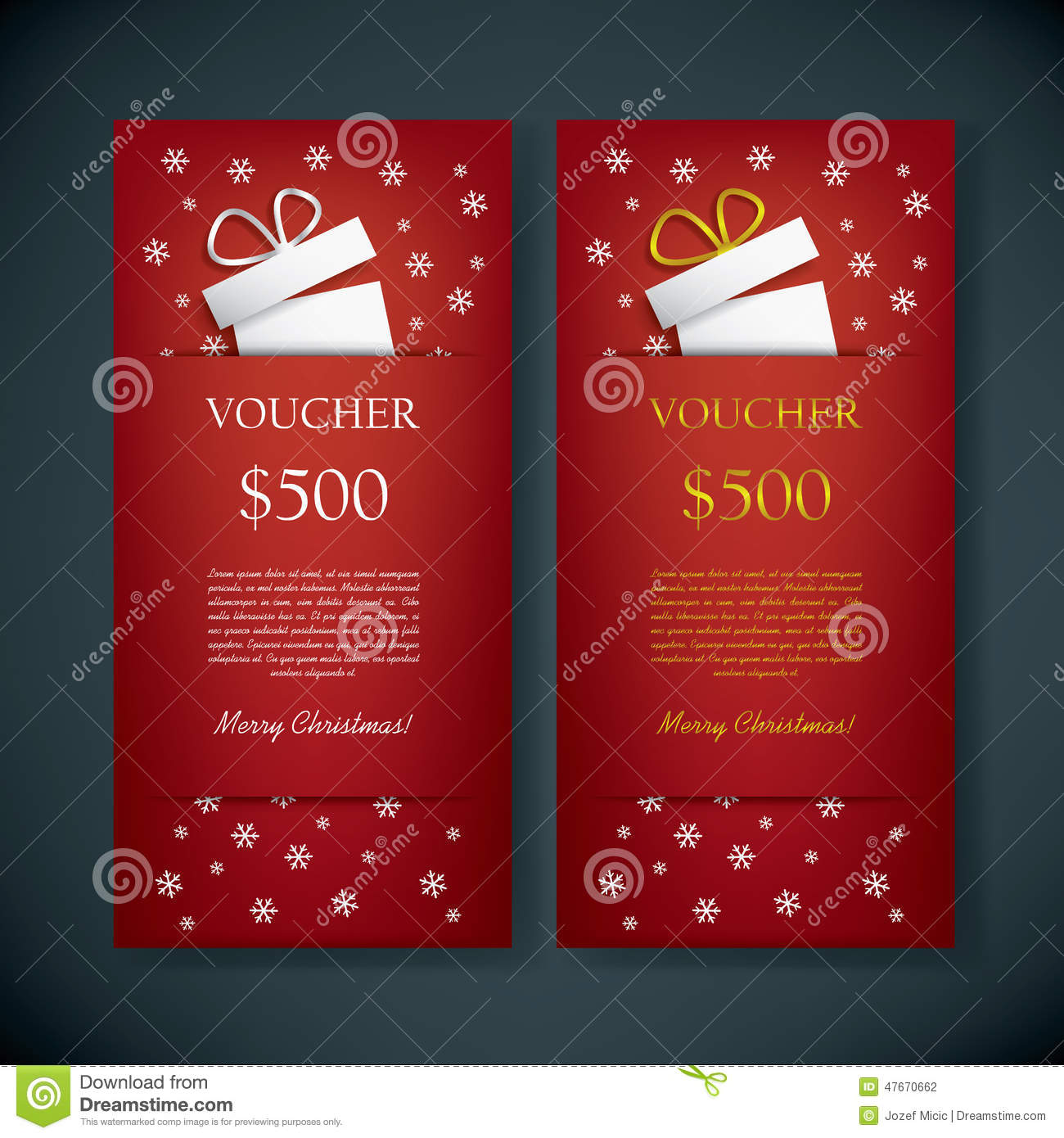 christmas voucher templates free download - Muco.kiessling.co