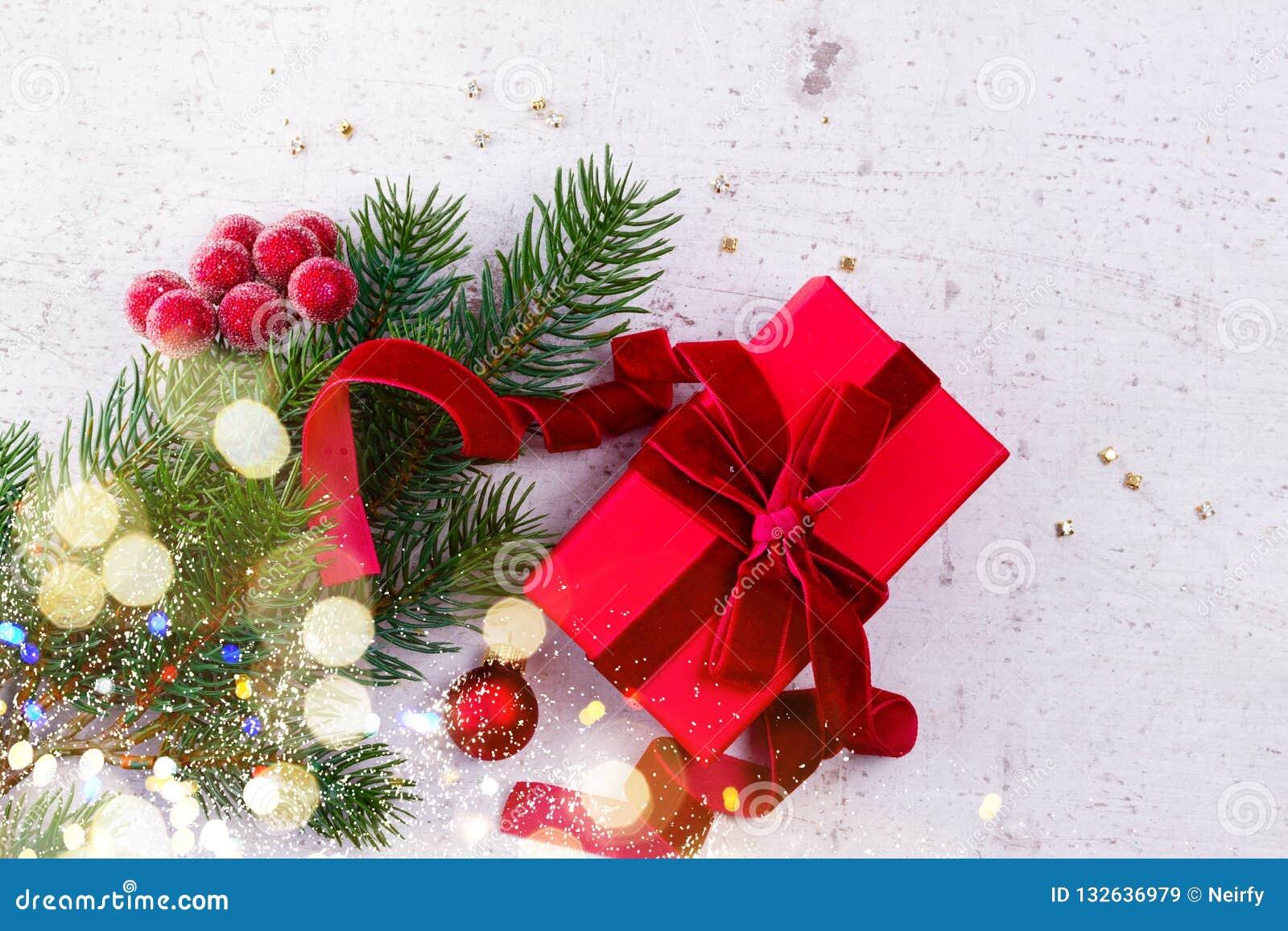 Christmas Gift Giving Images.Christmas Gift Giving Stock Image Image Of Ribbon Greeting