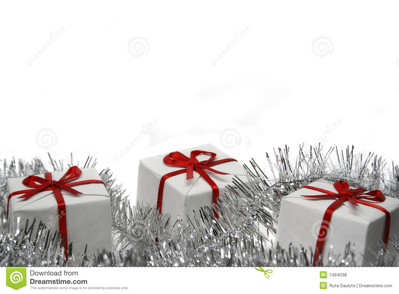 Christmas Gifts Royalty Free Stock Photos - Image: 1494038