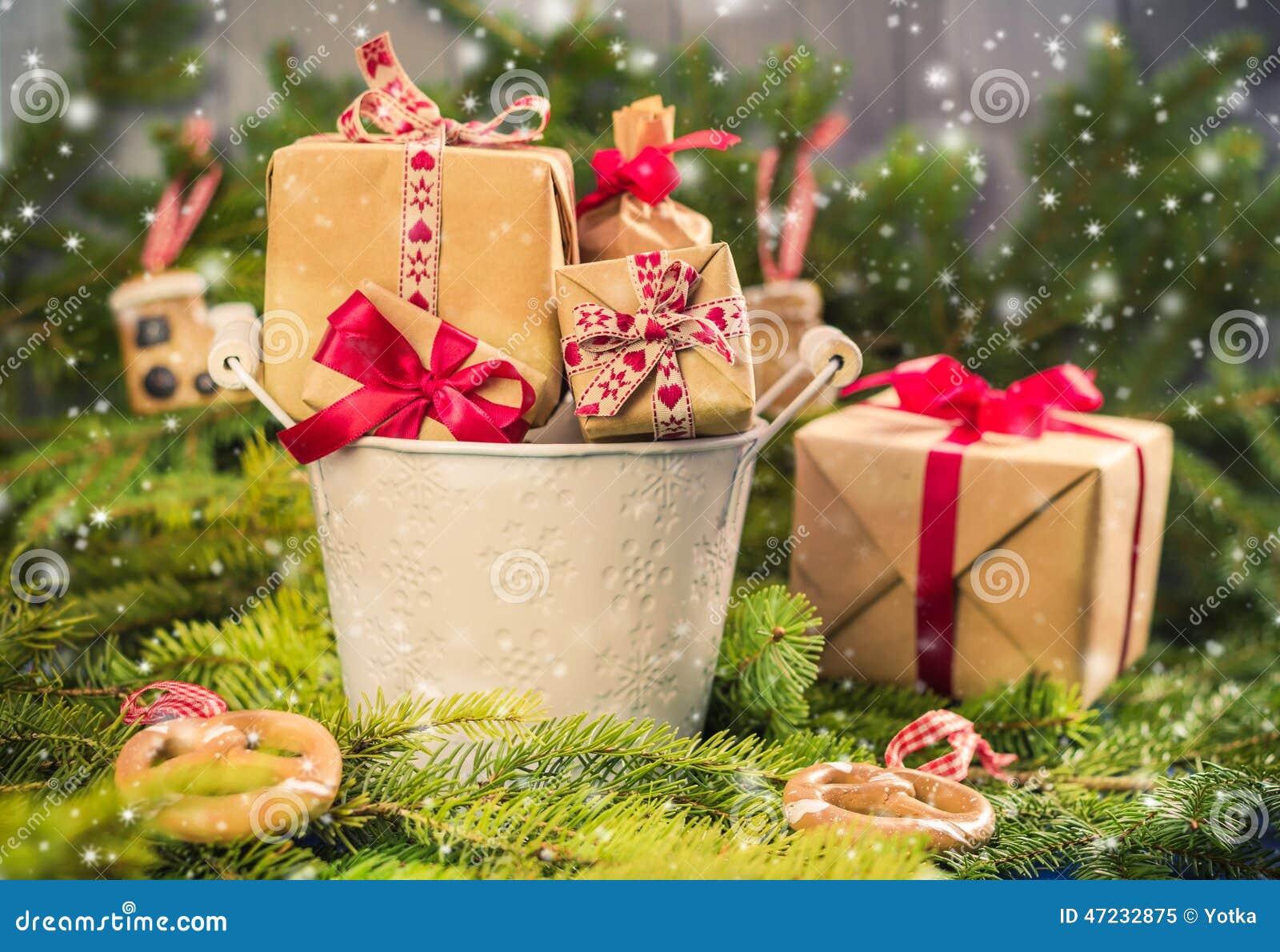 Hand sewn xmas gifts