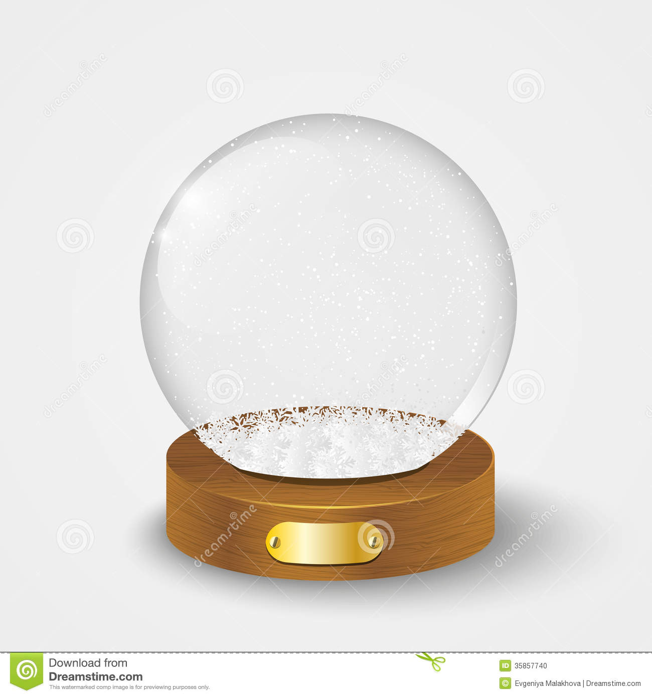 Christmas glass ball stock photo image