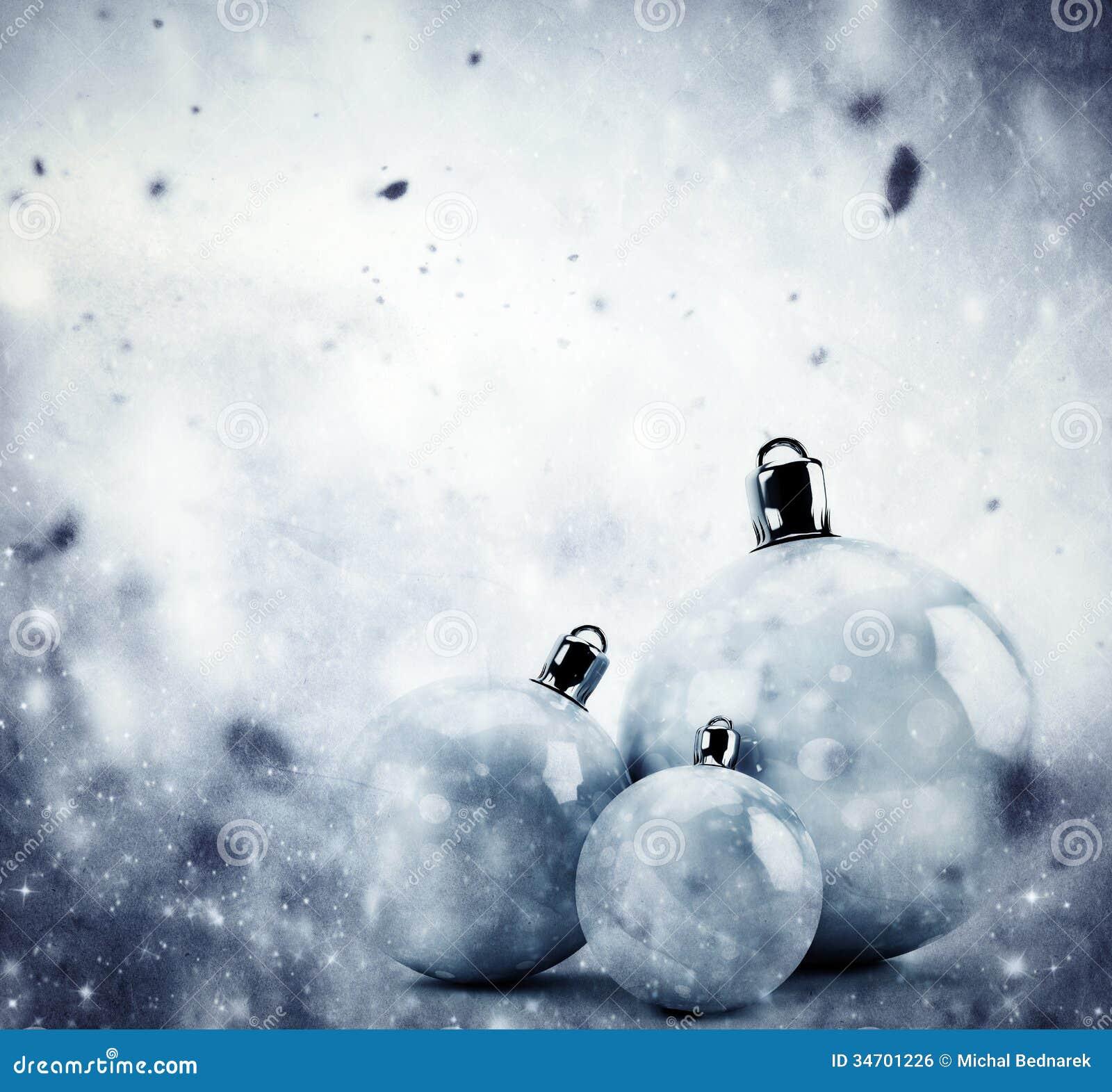 Christmas Glass Balls ...