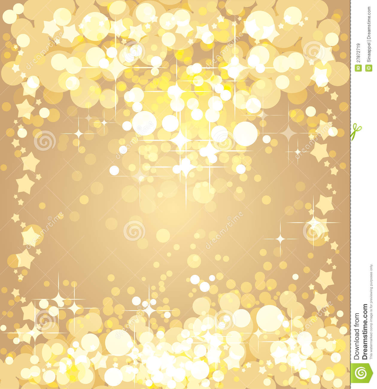 christmas gold background golden - photo #12
