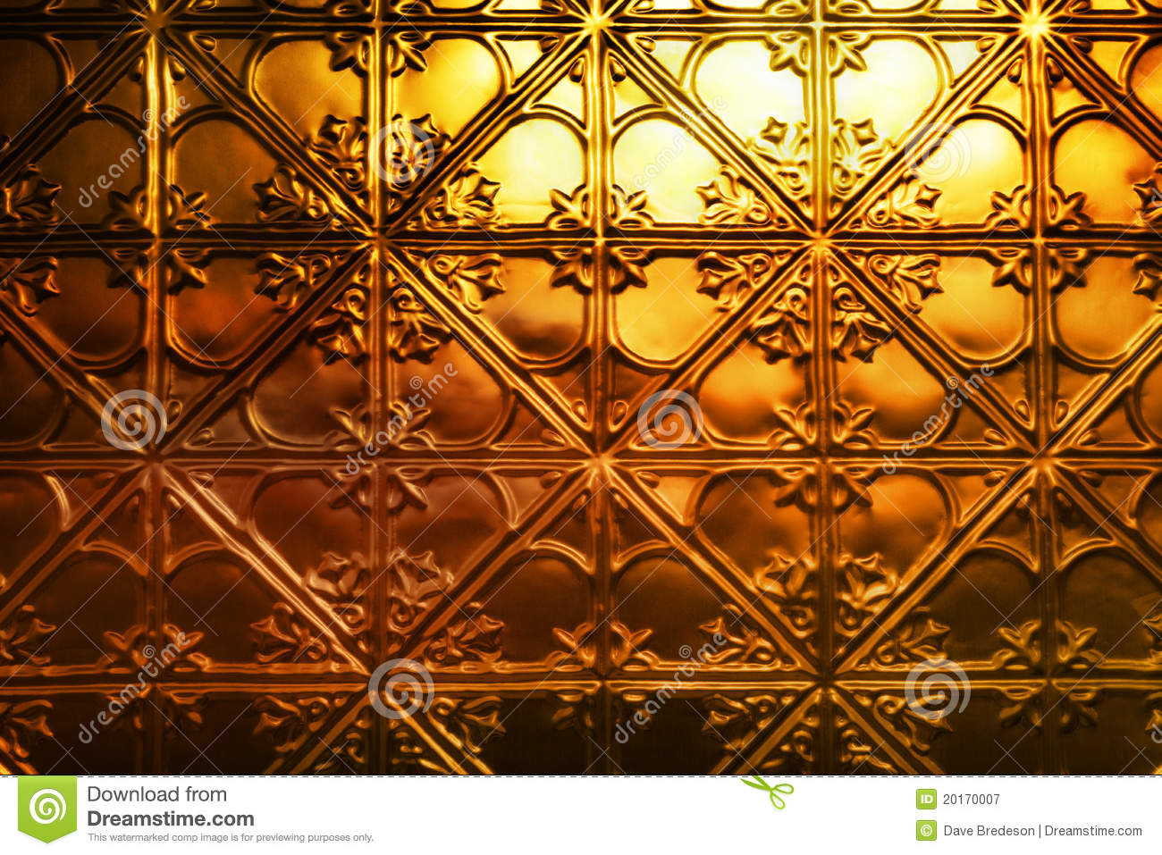 Girly Background Royalty Free Stock Photo: Christmas Gold Metal Background Stock Image