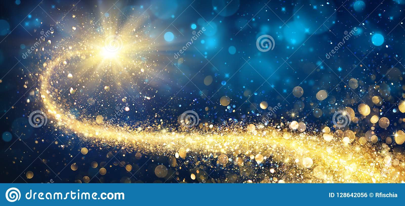 Christmas Golden Star