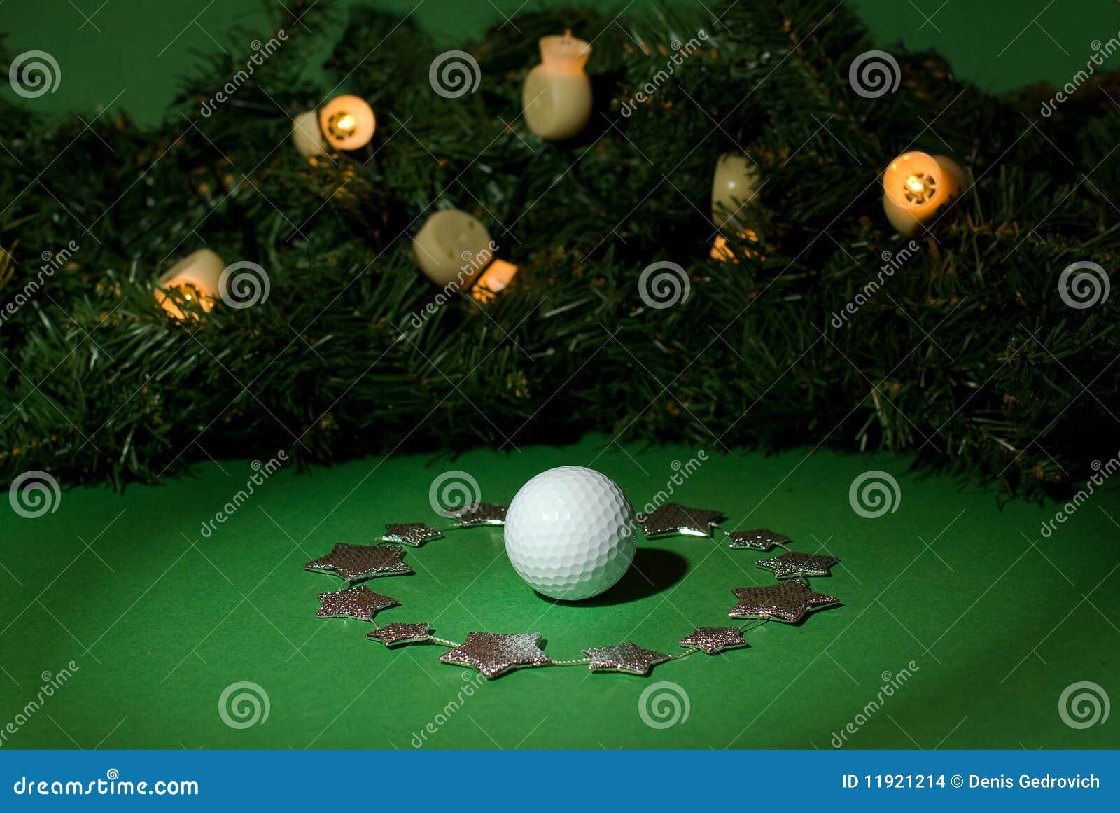 Ball Garland Christmas