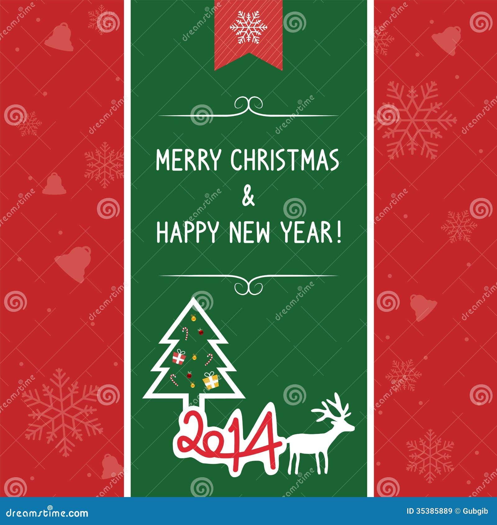 Christmas greeting card1 stock illustration illustration of animal christmas greeting card1 m4hsunfo