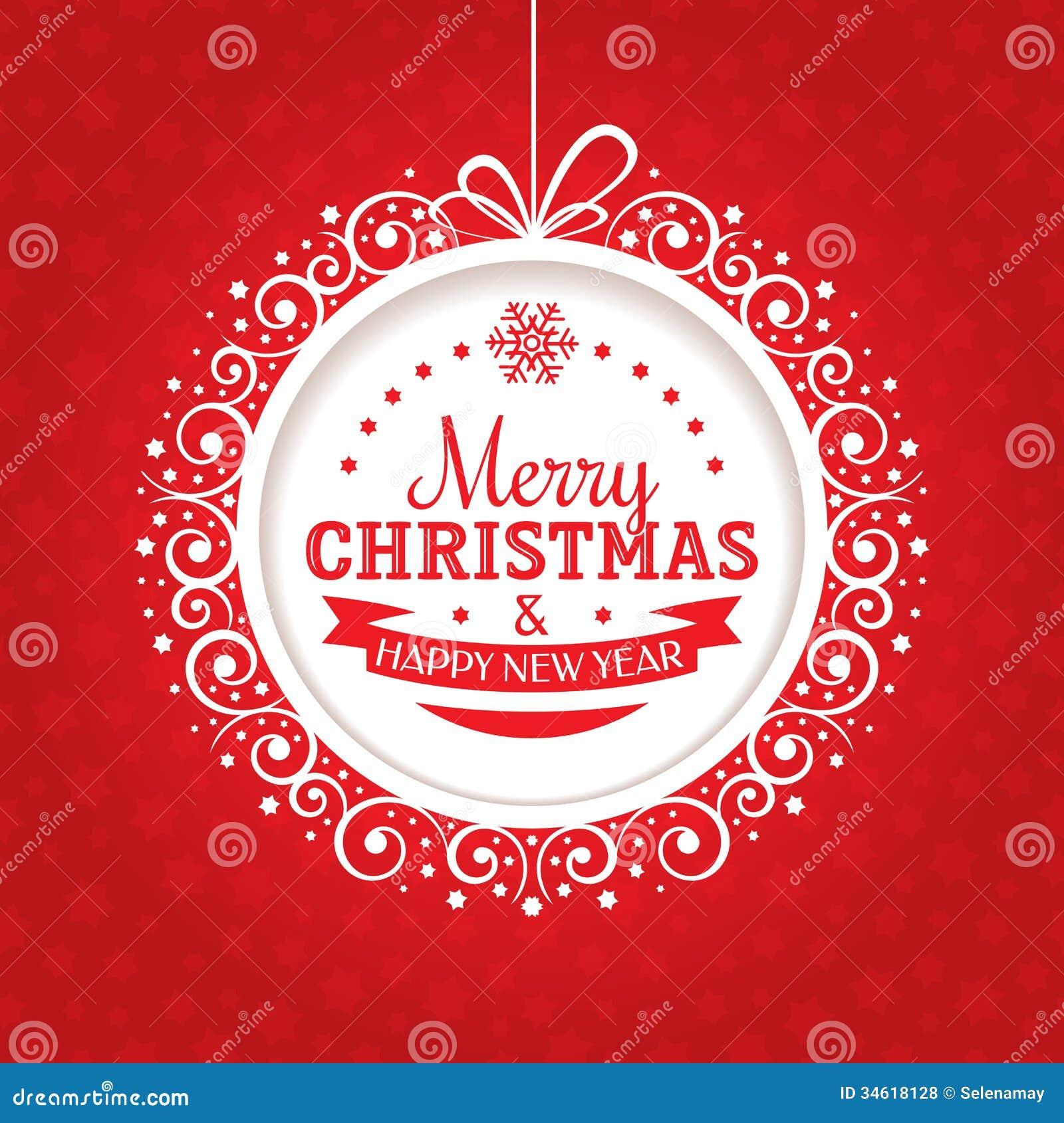 Christmas greeting card stock vector illustration of graphic 34618128 christmas greeting card m4hsunfo