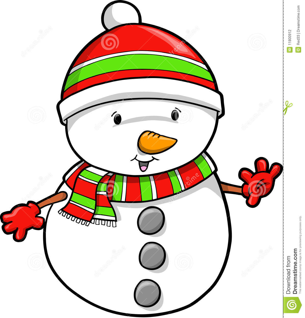 christmas holiday snowman vector stock vector illustration of rh dreamstime com snowman vector black and white snowman vector free