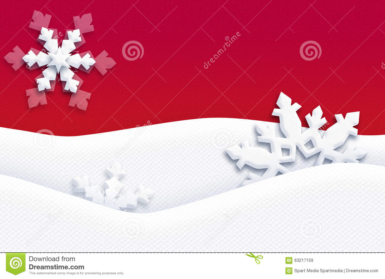 Download CHRISTMAS Holidays Postcard RED Handcraft Art Stock Image - Image of free, illustrations: 63217159