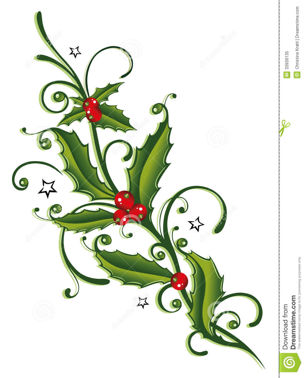 Christmas, Holly, Leaves Royalty Free Stock Photo - Image: 33939135