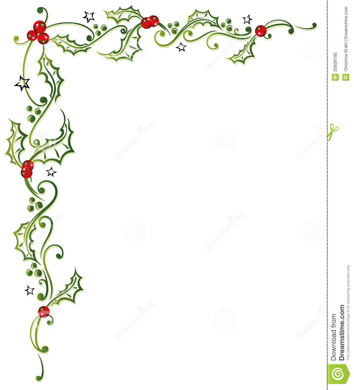 Christmas, Holly, Leaves Stock Photo - Image: 33939190