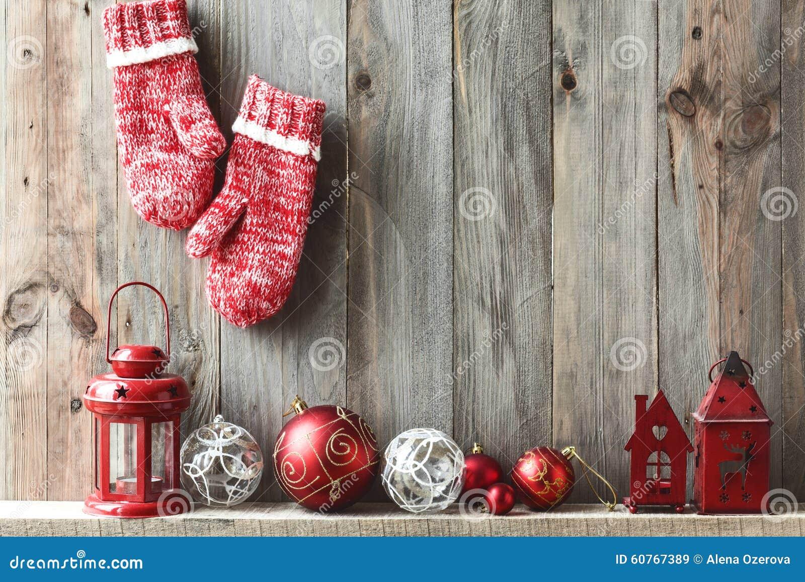 Christmas Home Decor Stock Photo Image 60767389