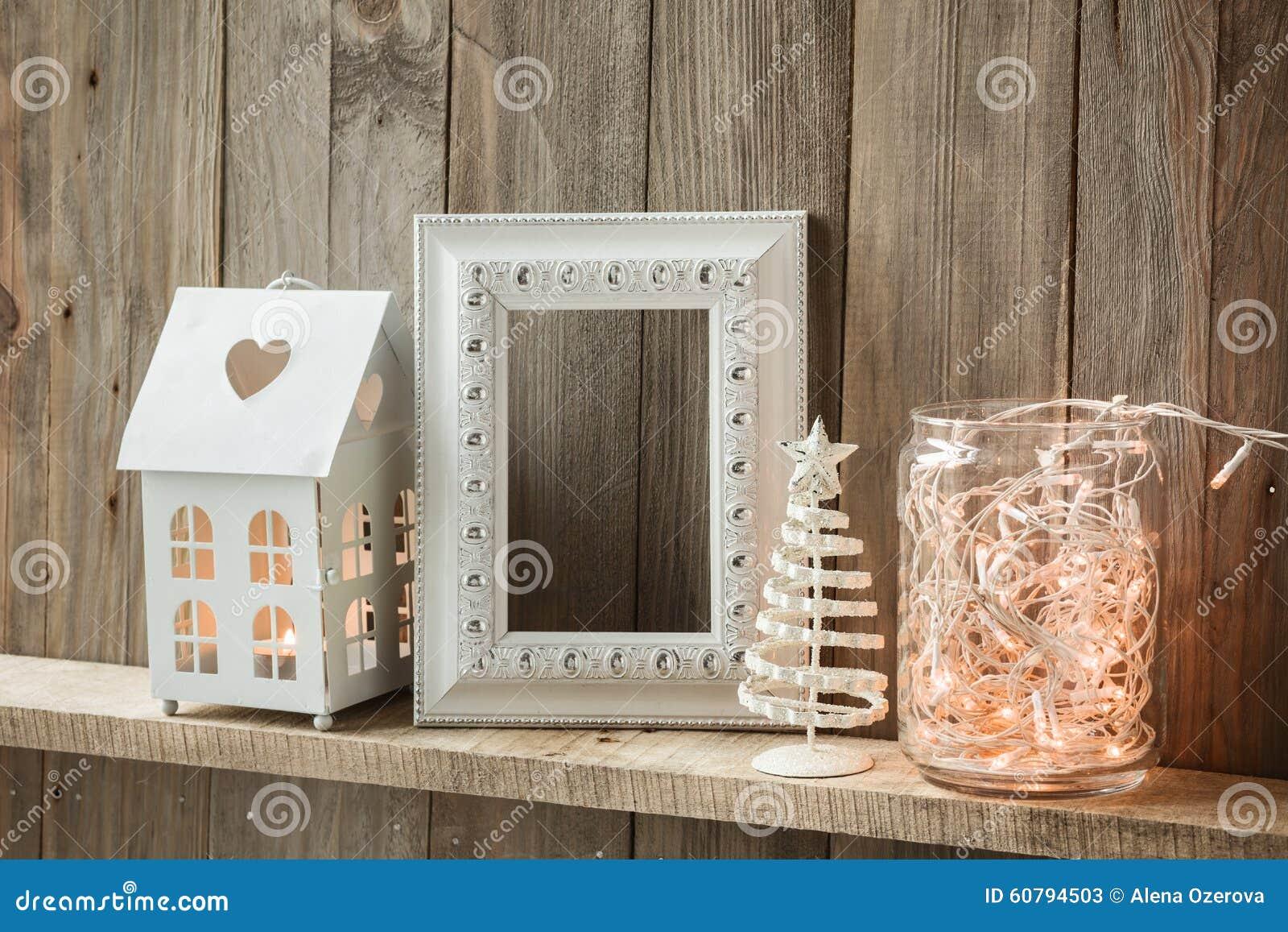 Christmas Home Decor Stock Photo Image 60794503