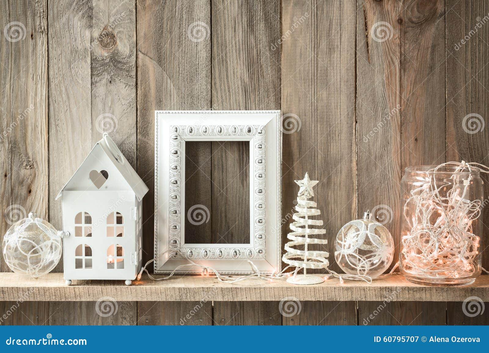 Christmas Home Decor Stock Photo Image 60795707