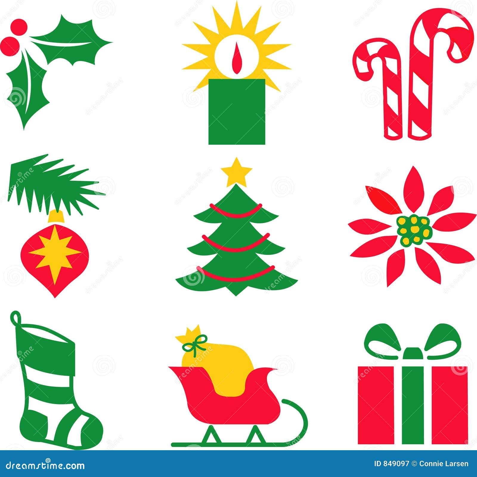 Christmas Icons/eps